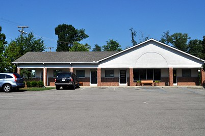 Harpeth Valley Animal Hospital building